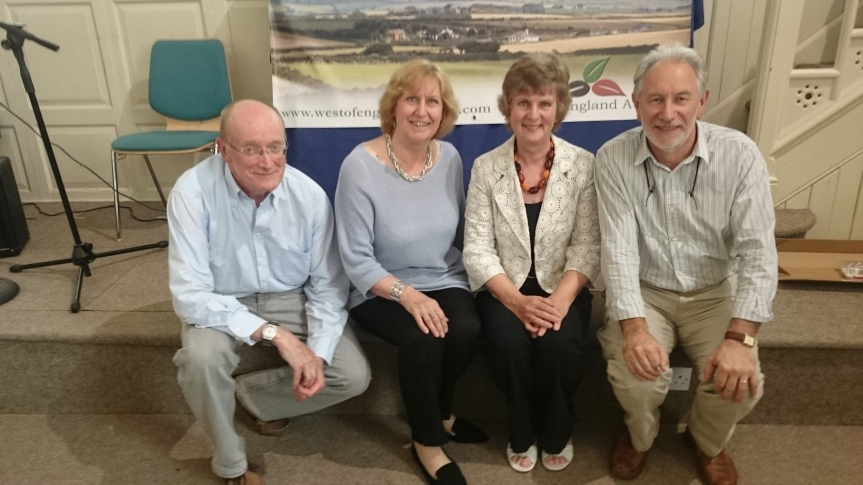 authors at Ilminster